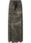 Tramontana Skirt Long Giraf Print