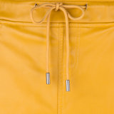 Esqualo Skirt PU elastic Oker geel_
