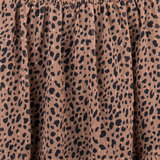 Esqualo Skirt leopard lurex
