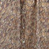 Esqualo Dress long shell print SP20.15013