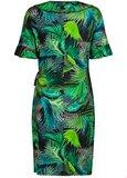 Tramontana Dress Jungle Wrap D12-91-503