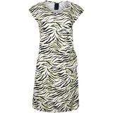 One two luxzuz Eleanor Dress Geel/Zwart