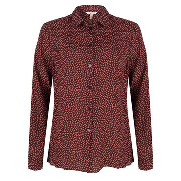 Esqualo Blouse small animal print