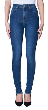 2nd One Amy 893 Raw indigo flex jeans