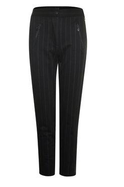 Poools Pants Stripe Zwart 933188