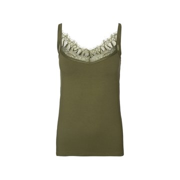 One two luxzuz Aud top groen