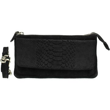 DSTRCT Portland Road Crossbody Wallet Black 126540
