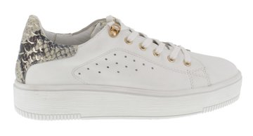 Poelman witte sneaker LPESQUIMO-11POE White Gold
