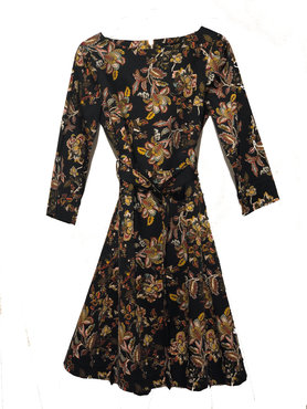 Dayz Claudine - Print jurk