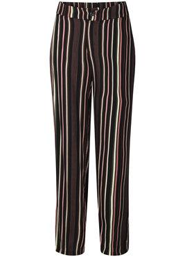 Tramontana Trousers Palazzo Multi stripe