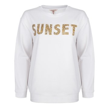 Esqualo Sweater sunset Off White