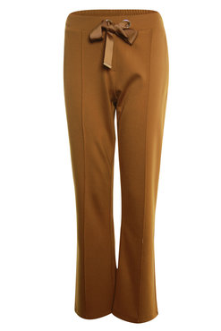 Poools Pants wide Caramel 013198
