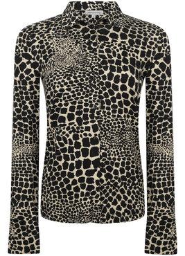 Tramontana Blouse Jersey Giraf Print