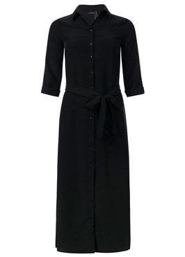 Dayz Belize -Zwarte lange jurk