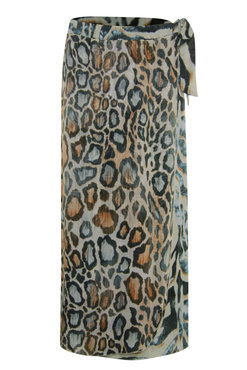 Poools Skirt wrap animal spot 013181