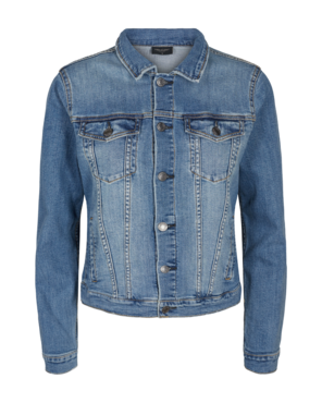 Freequent Rock-ja Vintage blue denim jacket