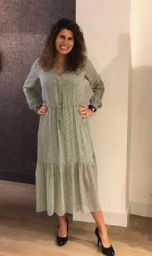 MbyM Diaz Kasey print Dress
