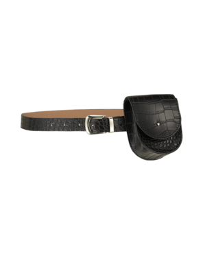 Aaiko Pocket Belt Black