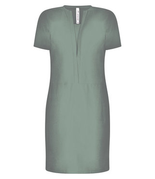 Zoso Erica Travel dress v-neck double layer