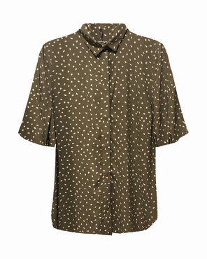 Freequent Adney-ss-sh-dots Burnt Olive