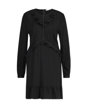 Aaiko Tailise Vis 518 Dress Black