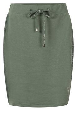 Zoso Pia Army Sporty sweat skirt