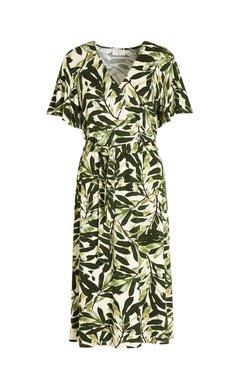Freequent Biba jurk Groen