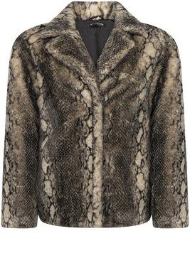 Tramontana Coat Snake Fur