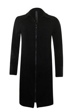Poools Dress Zip Black