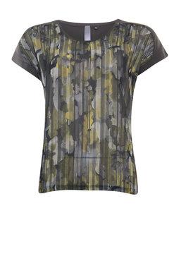 Poools T-Shirt mixed print