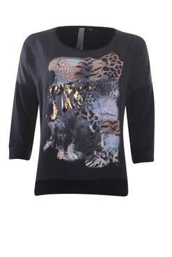 Poools T-shirt Artwork Black