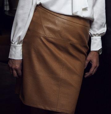 Dayz Flame -  Look a like leather camel rok