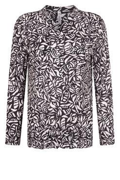 Zoso Telma Print blouse