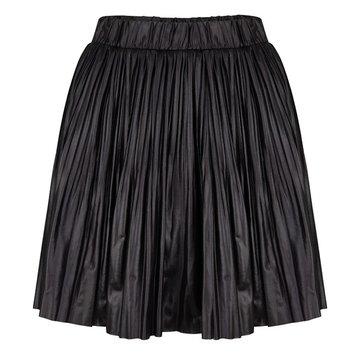 Esqualo Skirt short fake pu