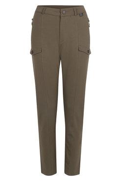 Zoso Force Army Sweater broek met zakken en rits