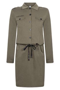 Zoso Myra army jurk met patch