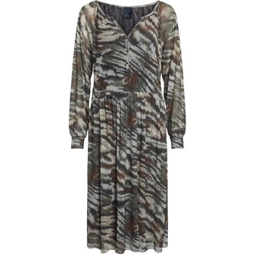 One Two Luxzuz Sesil Dress Jungle