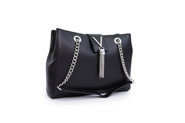 Valentino tas zwart Divina Handtas VBS1R406G