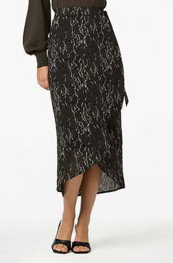 Freebird Midi skirt Auk