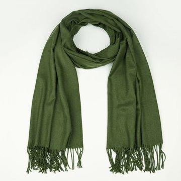 Army Green effe winter sjaal