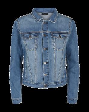 Freequent  Vintage blue denim Spijkerjack