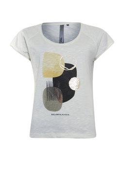 Poools T-shirt Rocks Offwhite