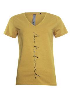 Poools T-shirt Au naturel Inca Gold