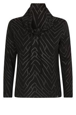 Zoso  Layla Sweater with hangcollar