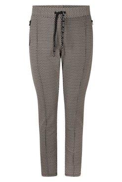 Zoso  Denise Printed sporty trouser