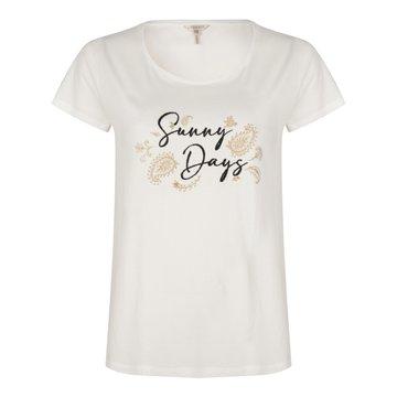 "Esqualo T-shirt ""Sunny days"""