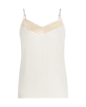 Aaiko shreya vis cream top