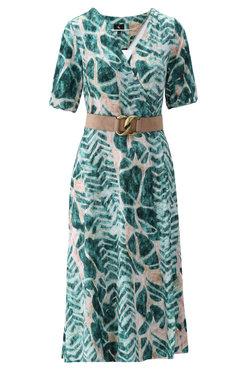K-Design Midi jurk met print