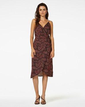 Freebird Midi dress short sleeve TALA