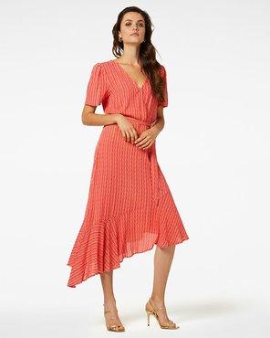 Freebird Midi dress long sleeve TANIKA